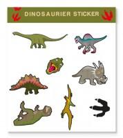 "Sticker-Set ""Dinosaurier"" - 8 Stück"