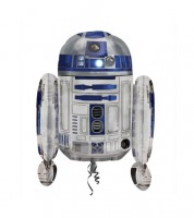 "SuperShape-Folienballon ""Star Wars - R2D2"""