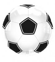 "Runder Folienballon ""Fußball"""