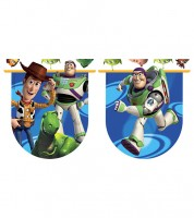 """Wimpelgirlande """"Toy Story"""" - 3 m"""