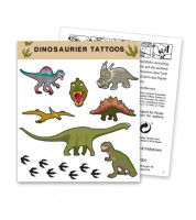 """Tattoos """"Dinosaurier"""" - 8 Motive"""