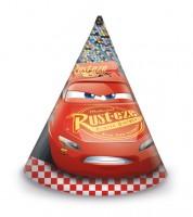 "Partyhüte ""Cars 3 - Evolution"" - 6 Stück"