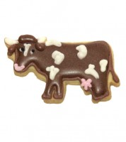 Ausstechform Kuh - 6,5 cm