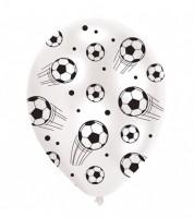 """Luftballons """"Fußball"""" - 6 Stück"""
