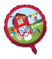 """Folienballon """"Bauernhof Party"""""""