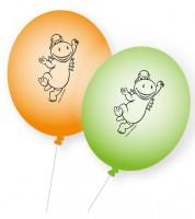 "Luftballons ""Der kleine Drache Kokosnuss"" - 8 Stück"