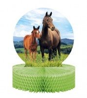 """Wabenaufsteller """"Pferde"""" - 23 x 30 cm"""