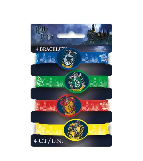 "Armbänder ""Harry Potter"" - 4 Stück"