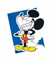 """Einladungskarten """"Mickey Mouse Comic"""" -  6 Stück"""