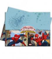 """Kunststoff-Tischdecke """"Ultimate Spiderman - Web Warriors"""" - 120 x 180 cm"""
