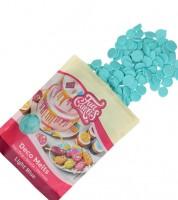 Funcakes Deco-Melts - hellblau - 250 g