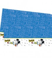 "Kunststoff-Tischdecke ""Mickey Mouse Comic"" - 120 x 180 cm"