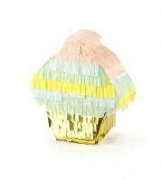 """Gastgeschenk-Pinata """"Muffin"""" - 9 x 10 cm"""