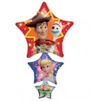 "Supershape-Folienballon ""Toy Story 4"" - 63 x 106 cm"