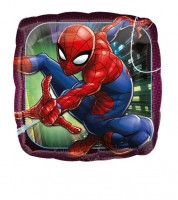 "Eckiger Folienballon ""Spider-Man"""