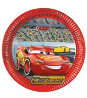 """Pappteller """"Cars 3 - Evolution"""" - 8 Stück"""