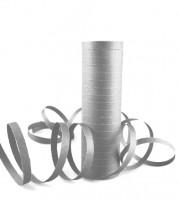 Papierluftschlange - grau