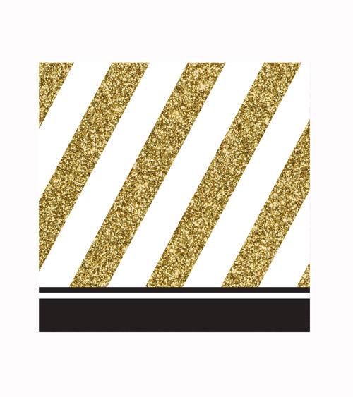 goldene deko zur 20er jahre party. Black Bedroom Furniture Sets. Home Design Ideas