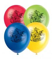 """Luftballon-Set """"Justice League"""" - 8 Stück"""