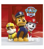 "Servietten ""Paw Patrol - Ready for Action"" - 20 Stück"