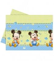 """Kunststoff-Tischdecke """"Baby Mickey"""" - 120 x 180 cm"""