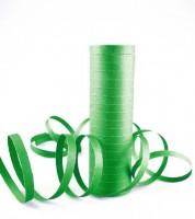 Papierluftschlange - dunkelgrün