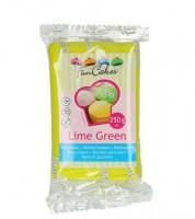 Funcakes Fondant - lime green - 250 g