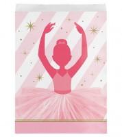 "Papiertüten ""Prima Ballerina"" - 10 Stück"