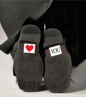 "Schuhsticker ""Love YOU"" - 2-teilig"