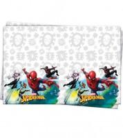 """Kunststoff-Tischdecke """"Spiderman - Team Up"""" - 120 x 180 cm"""