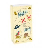 """Papiertüten """"Ahoy Birthday"""" - 8 Stück"""