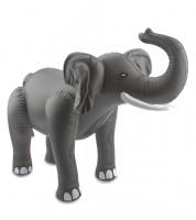 Aufblasbarer Elefant - 75 x 60 cm