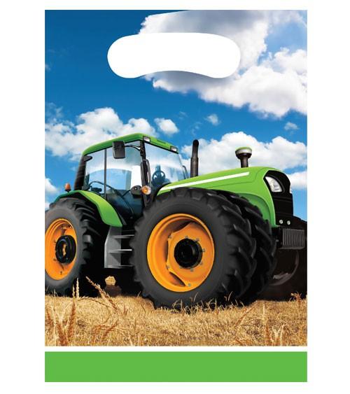"Mitgebseltüten ""Traktor"" - 8 Stück"