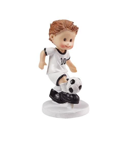 """Deko-Figur """"Fußballer"""" - 8,5 cm"""