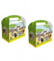 "Geschenkeboxen ""Zoo"" - 8 Stück"
