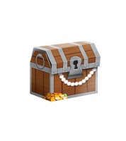 """Gastgeschenkboxen """"Piratenschatz"""" - 8 Stück"""