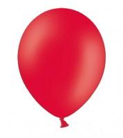 Standard-Luftballons - rot - 50 Stück