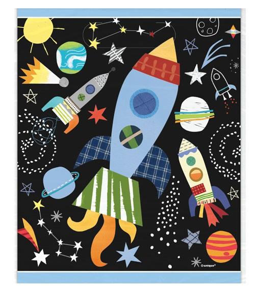 """Mitgebsel-Tüten """"Outer Space"""" - 8 Stück"""